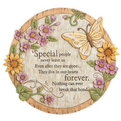 Evergreen Special People Memorial Wishgivers Garden Stone