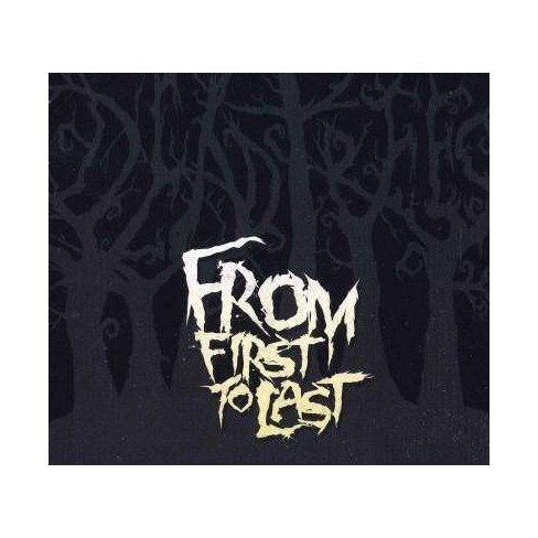 From First to Last - Dead Trees (CD) - image 1 of 1