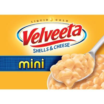 Velveeta Mini Shells & Cheese - 10.1oz