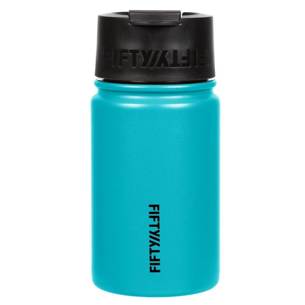 Image of FIFTY/FIFTY 12oz Bottle Flip Cap Aqua