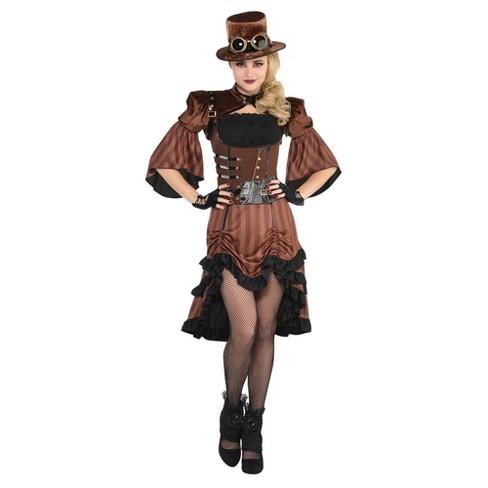 Women's Dream Steamy Halloween Costume - image 1 of 1