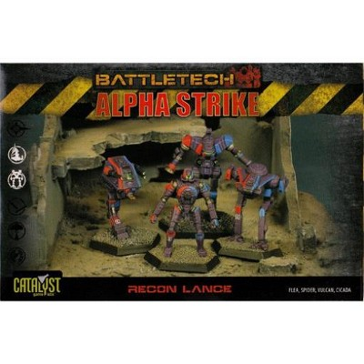 Alpha Strike - Recon Lance Miniatures Box Set
