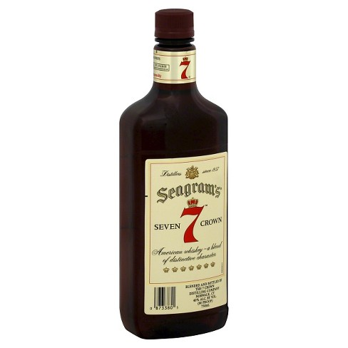 Seagram's® Crown Whiskey - 750mL Bottle - image 1 of 1