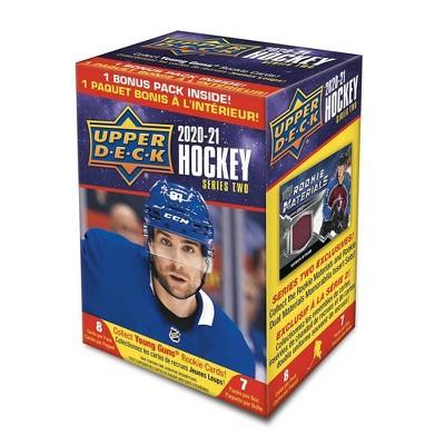 NHL Upper Deck 2020-21 Hockey Series 2