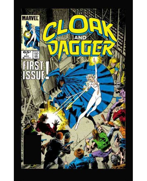 Cloak and Dagger : Lost and Found (Reprint) (Paperback) (Bill Mantlo) - image 1 of 1