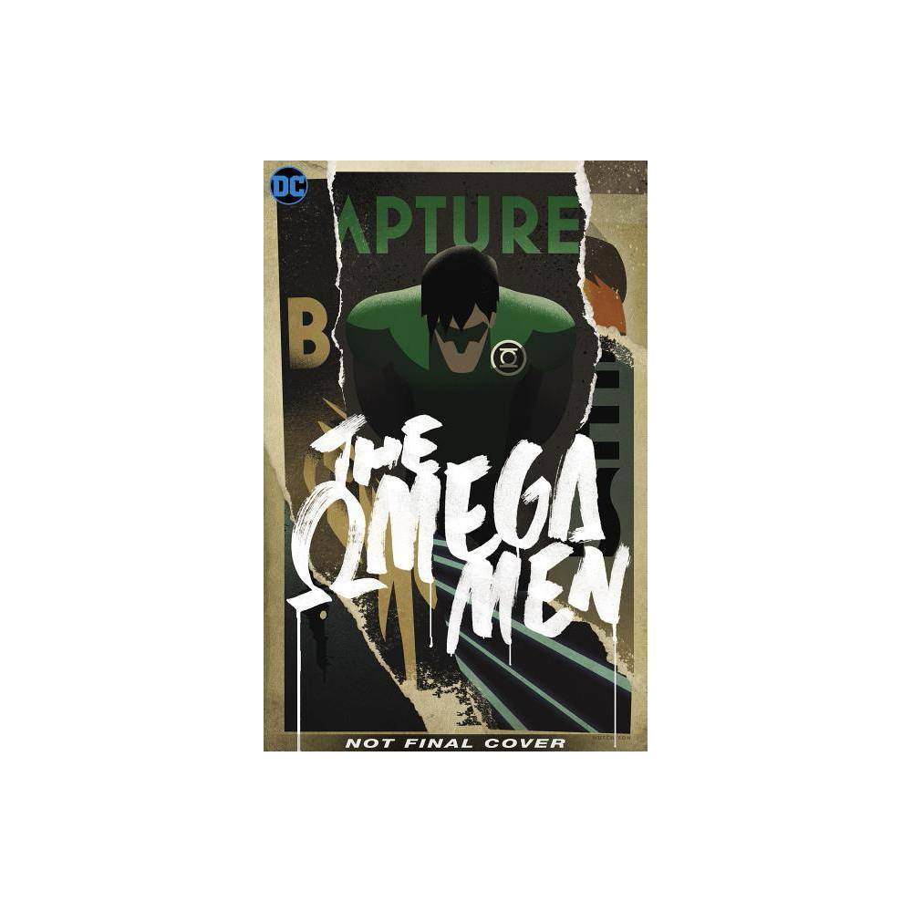 Omega Men By Tom King The Deluxe Edition Hardcover