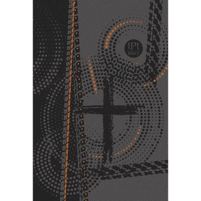 The Passion Translation New Testament (2020 Edition) Youth Boys Kevlar - by  Brian Simmons (Leather Bound)