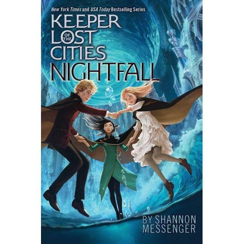 Nightfall - (Keeper of the Lost Cities) by  Shannon Messenger (Hardcover) - image 1 of 1