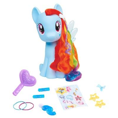 My Little Pony Rainbow Dash Magic Style Pony Styling Head
