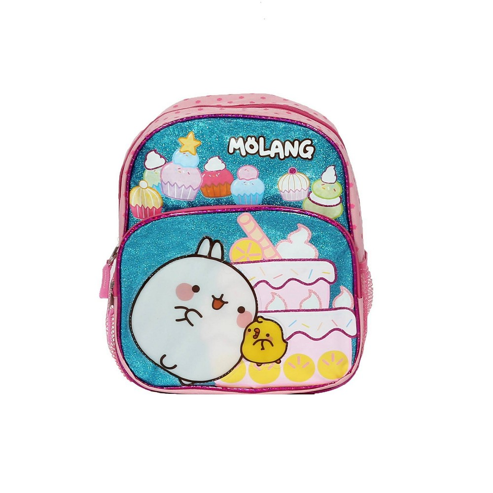 "Image of ""Accessory Innovations 12"""" Kids' Molang Backpack - Pink"""