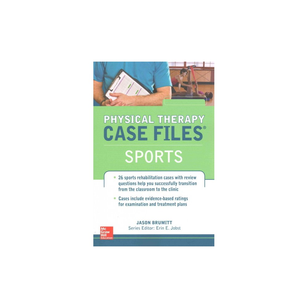 Physical Therapy Case Files ( Case Files) (Paperback)