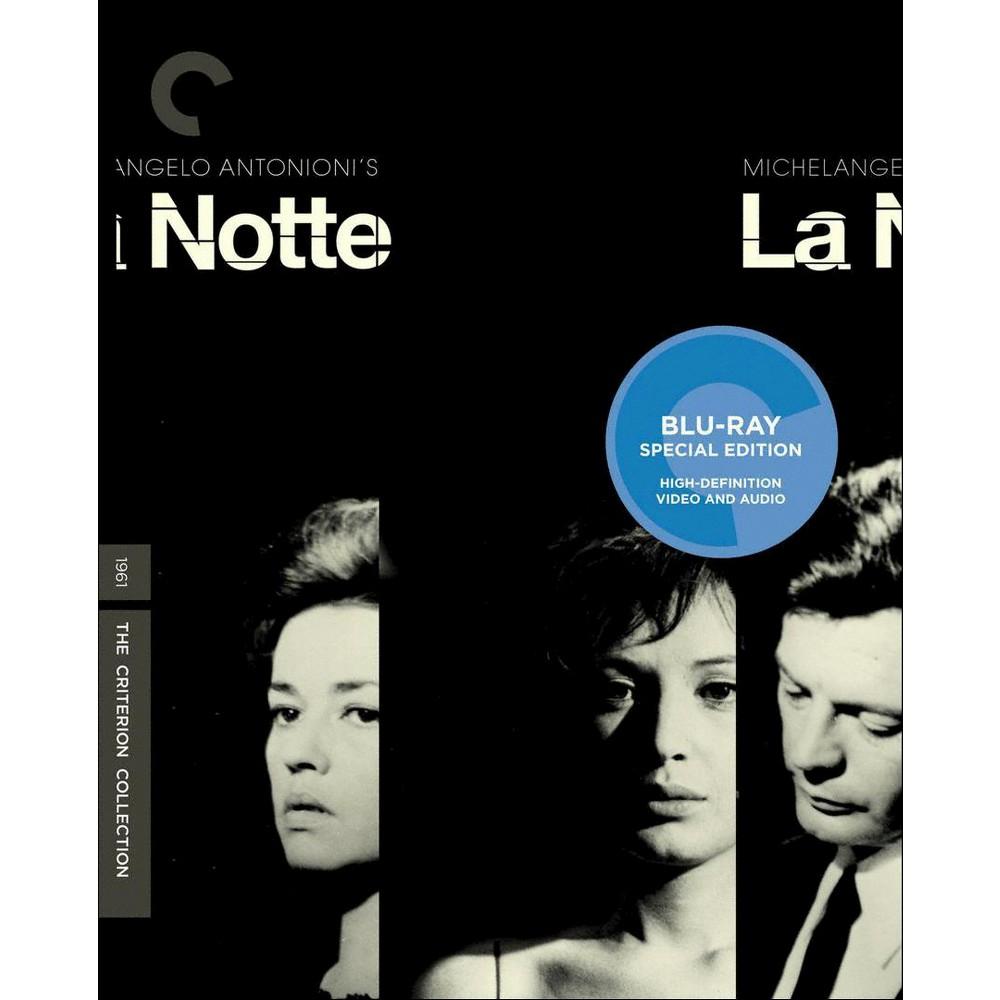 La Notte (Blu-ray), Movies