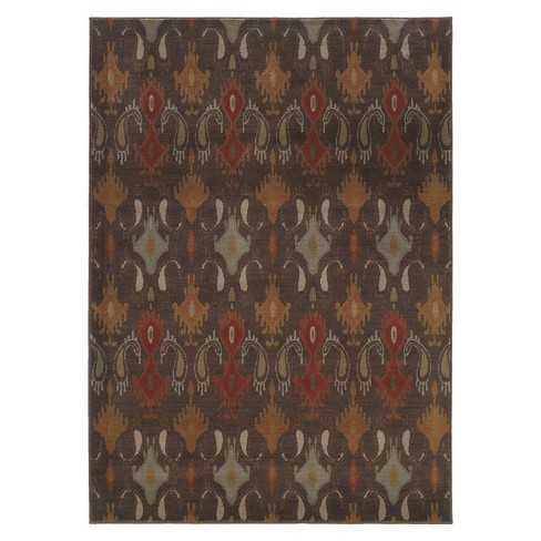 Empire Ikat Area Rug - image 1 of 4