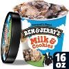 Ben & Jerry's Milk and Cookies Ice Cream - 16oz - image 2 of 4