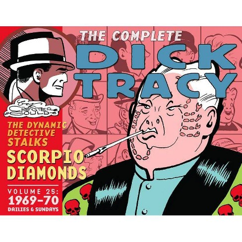Complete Chester Gould's Dick Tracy Volume 25 - (Hardcover) - image 1 of 1