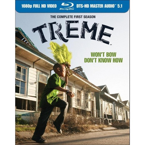 Treme: The Complete First Season (4 Discs) (Blu-ray) - image 1 of 1