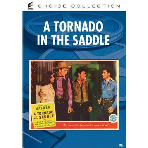 Tornado In The Saddle (DVD) - image 1 of 1