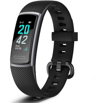 Letsfit Fitness Activity Tracker Watch Pedometer, IP68 Waterproof ID152