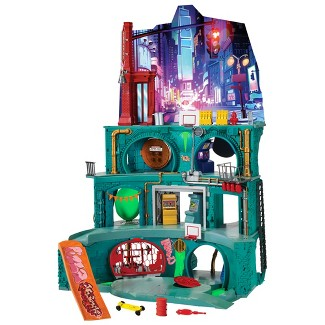 Rise of the Teenage Mutant Ninja Turtles Epic Lair Playset