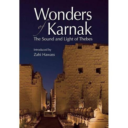 Wonders of Karnak - (Paperback) - image 1 of 1