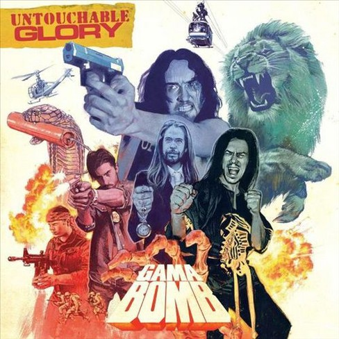 Gama bomb - Untouchable glory (Vinyl) - image 1 of 1