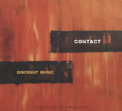 Contact - Eno:Discreet Music (CD) - image 1 of 1