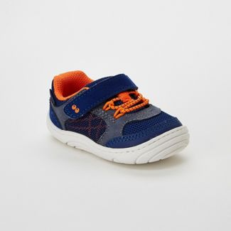 Toddler Boys' Surprize by Stride Rite Ari Sneakers - Navy 4T