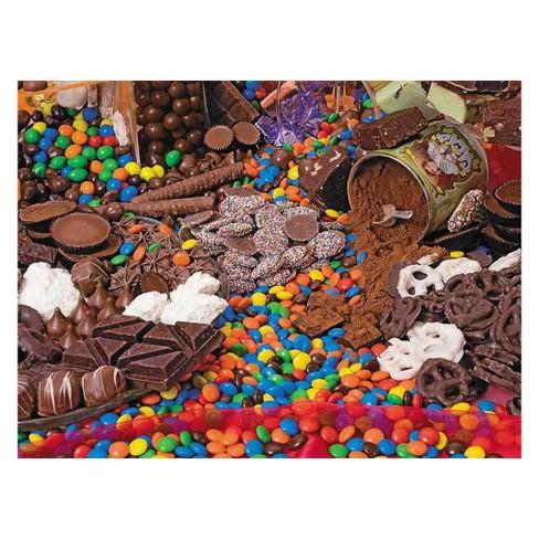 Springbok Chocolate Sensation 400pc Jigsaw Puzzle - image 1 of 1