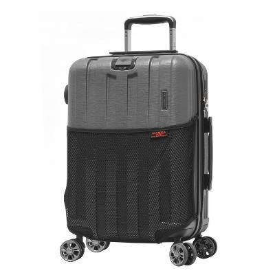 """Olympia USA Sidewinder 21"""" Carry On Spinner Suitcase"""