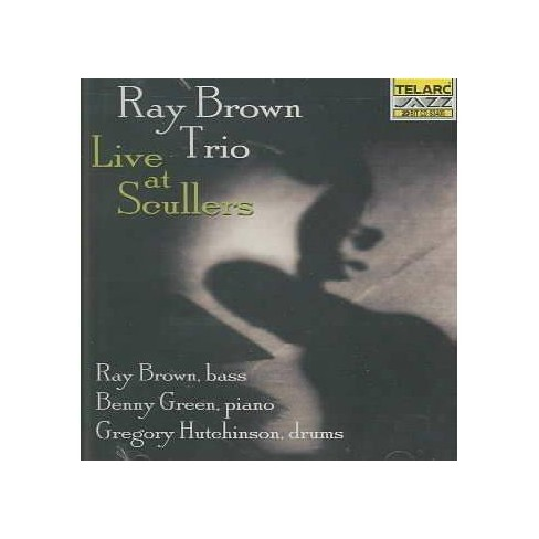 Ray (Bass) Brown - Live at Scullers (CD) - image 1 of 1