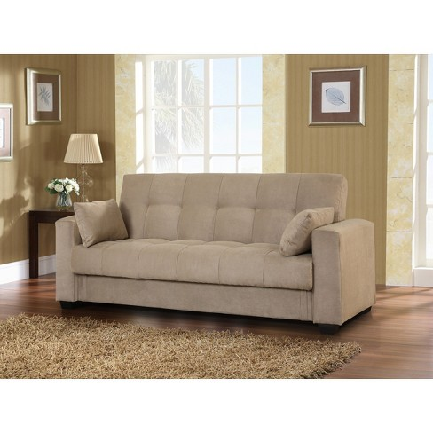 Lifestyle Solutions Lexington Sofa Bed Khaki Target