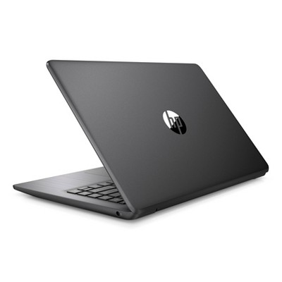 "HP 14"" Stream Laptop with Windows 10S 8+ hour Battery 2.88lbs Office 365 personal 1 year (14-DS0035NR) Black"