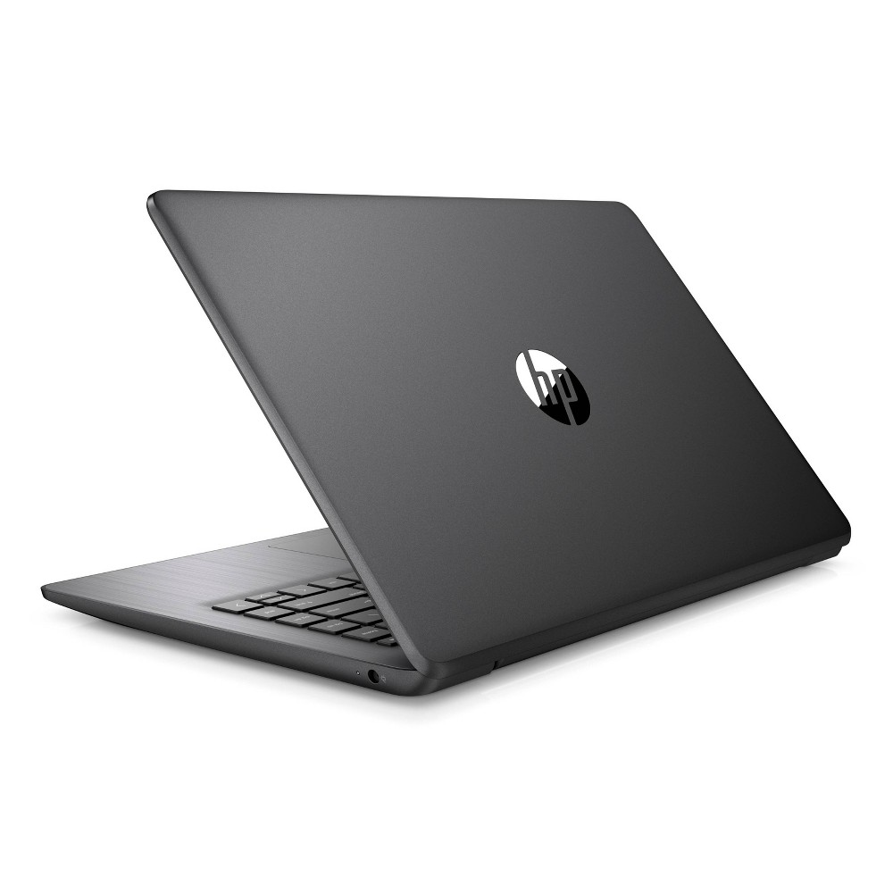 """HP 14"""" Stream Laptop with Windows 10S 8+ hour Battery 2.88lbs Office 365 personal 1 year (14-DS0035NR) Black"""