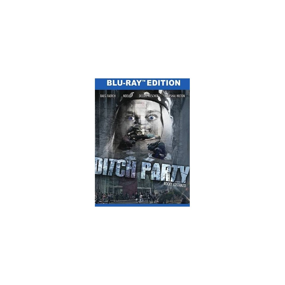 Ditch Party (Blu-ray), Movies