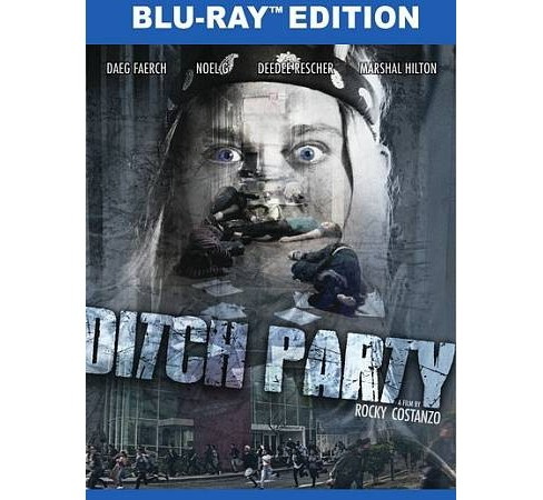 Ditch Party (Blu-ray) - image 1 of 1
