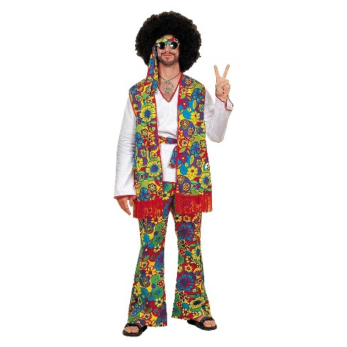 Men's Hippie Costume XX-Large - image 1 of 1