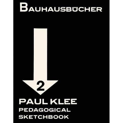 Paul Klee: Pedagogical Sketchbook - (Hardcover) - image 1 of 1