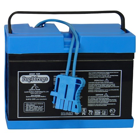 Peg Perego 12 Volt Rechargeable Battery - image 1 of 4