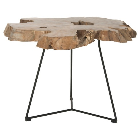 Babylon Coffee Table Natural - Safavieh® - image 1 of 2