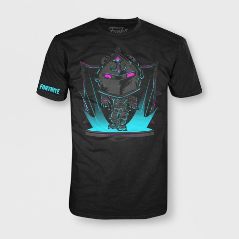 T-shirts, Tops & Shirts Fortnite Official Logo Boys Black T-shirt Battle Royale Top Gamers Tee Moderate Price Boys' Clothing (2-16 Years)