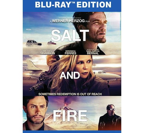 Salt And Fire (Blu-ray) - image 1 of 1