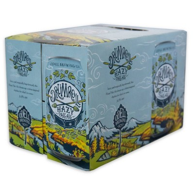 Odell Brewing Drumroll Hazy Pale Ale Beer - 6pk/12 fl oz Cans
