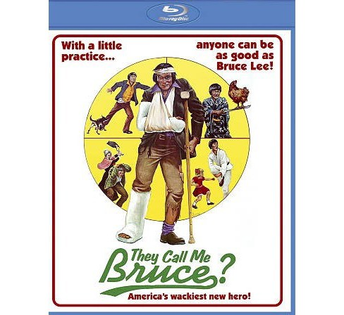 They Call Me Bruce (Blu-ray) - image 1 of 1