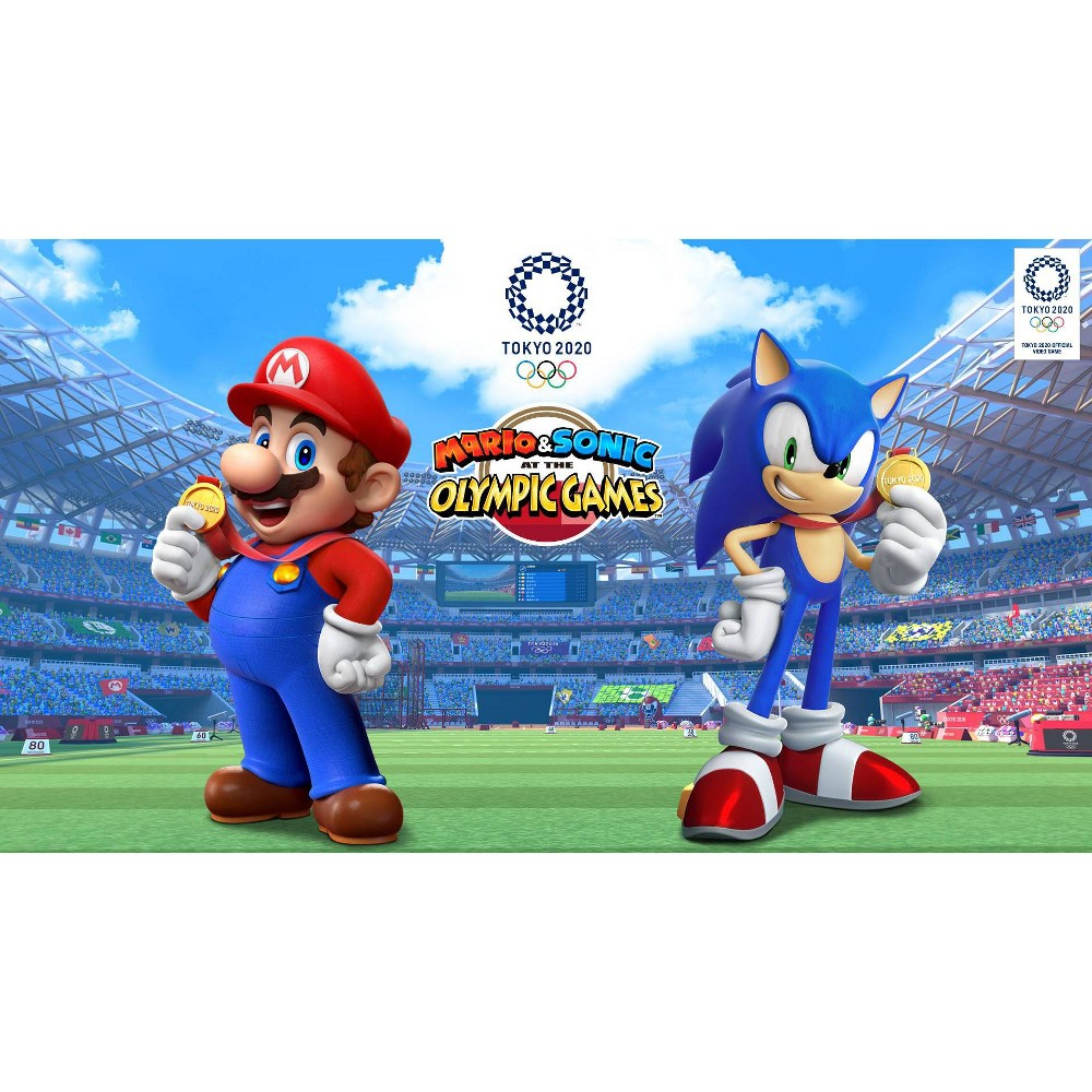 Mario & Sonic at the Olympic Games Tokyo 2020 - Nintendo Switch (Digital) was $59.99 now $39.99 (33.0% off)