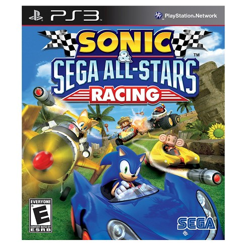 Sonic & Sega All-Stars Racing PlayStation 3 - image 1 of 1