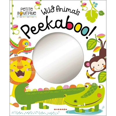 Peekaboo Touch and Feel - (Petite Boutique)(Hardcover)