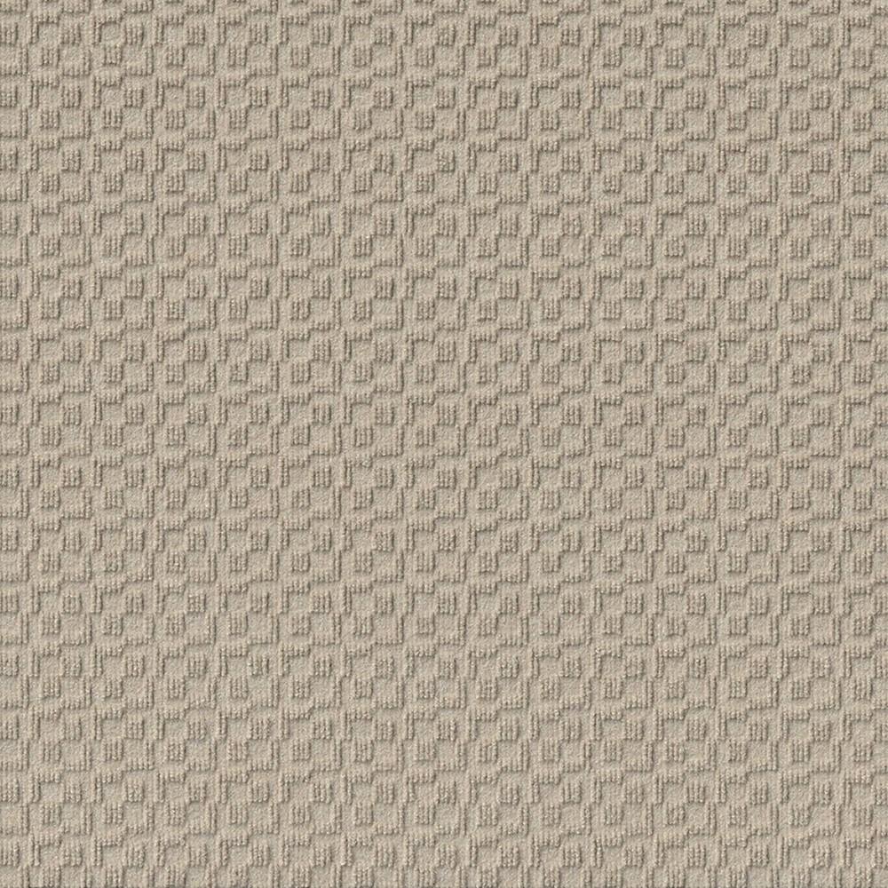 24 15pk Midtown Self-Stick Carpet Tiles Putty - Foss Floors Price