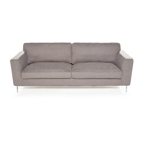 Blake Sofa Cotton Flax Light Pebble