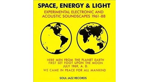 Various - Space Energy & Light (Vinyl) - image 1 of 1
