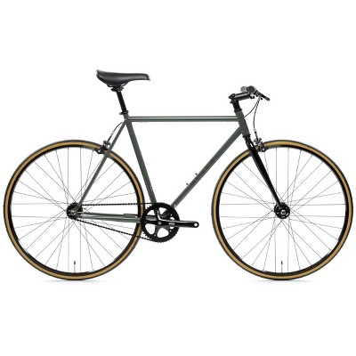 """State Bicycle Co. Adult Bicycle 4130 - Army Green 